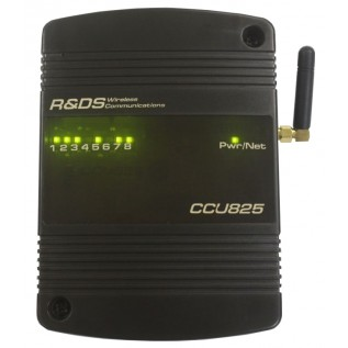GSM контроллер CCU825-HOME/W/AR-PC